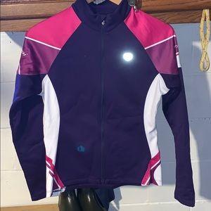 Pearl Izumi Full Zip Elite Bike Jacket